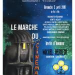 Affiche salon des cinéphiles 2016