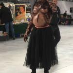 Salon des cinéphiles 2016 costume effrayant